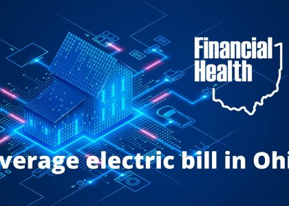 average electric bill for 3 bedroom house